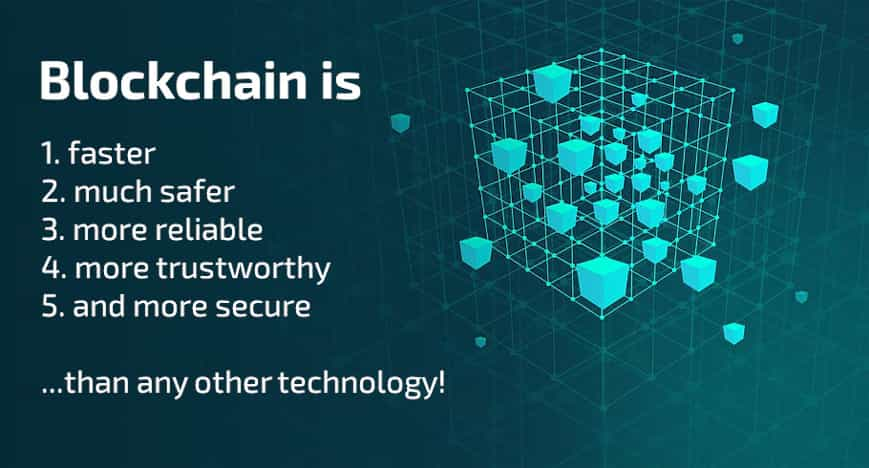 Legitimacy and advantages of Blockchain Technology