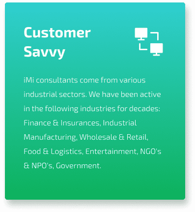 customer savvy blockchain consultants