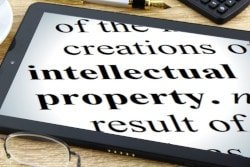 distributed ledgers for intellectual property