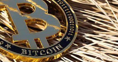 bitcoin fällt weiter