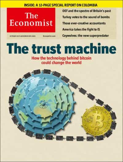 The Economist Titelseite 31.10.2015