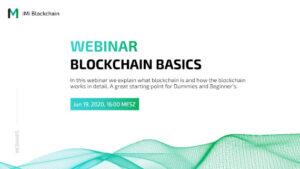 Webinar Blockchain Grundlagen Titelbild