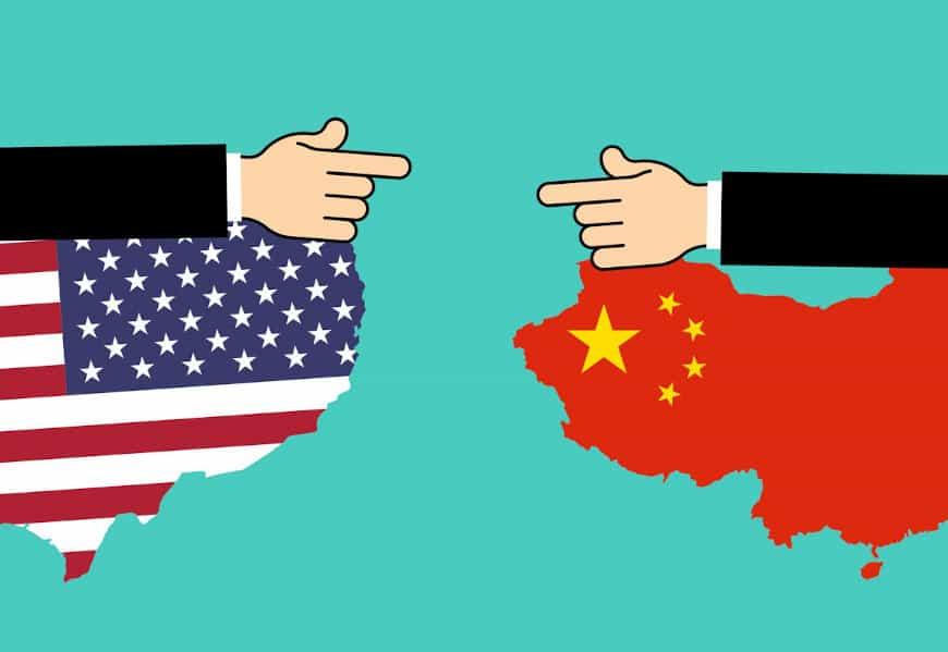 China gegen USA im Krypto Markt