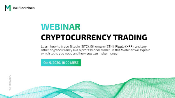 webinar cryptocurrency trading pv