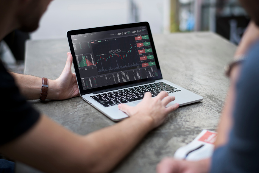 cryptocurrency trading consulting