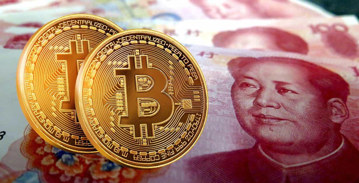 China investiert in Blockchain, nicht in Kryptowährung